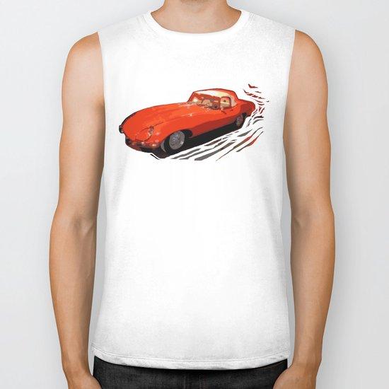 Car | Cars | Vintage 1969 Jaguar  | Nadia Bonello Biker Tank