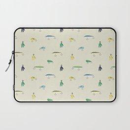 Bait & Sail - Lures Laptop Sleeve