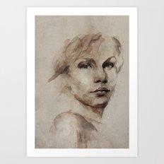 [Little Kristi] Art Print