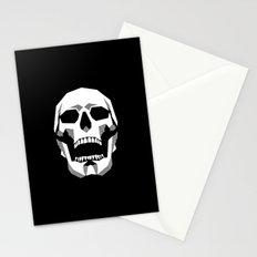 Grim Geometry Stationery Cards