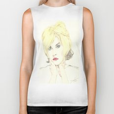 Debbie Harry Biker Tank