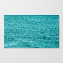 Ocean Calm Waves Canvas Print