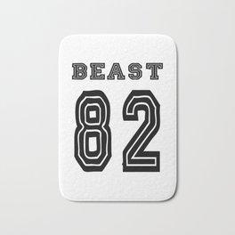 Beast 82 Bath Mat