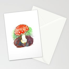 The Perfect Mushroom Stationery Cards