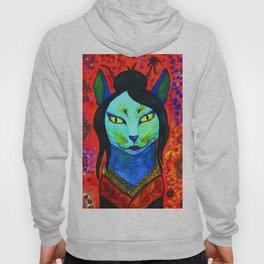 Kitty Geisha Hoody