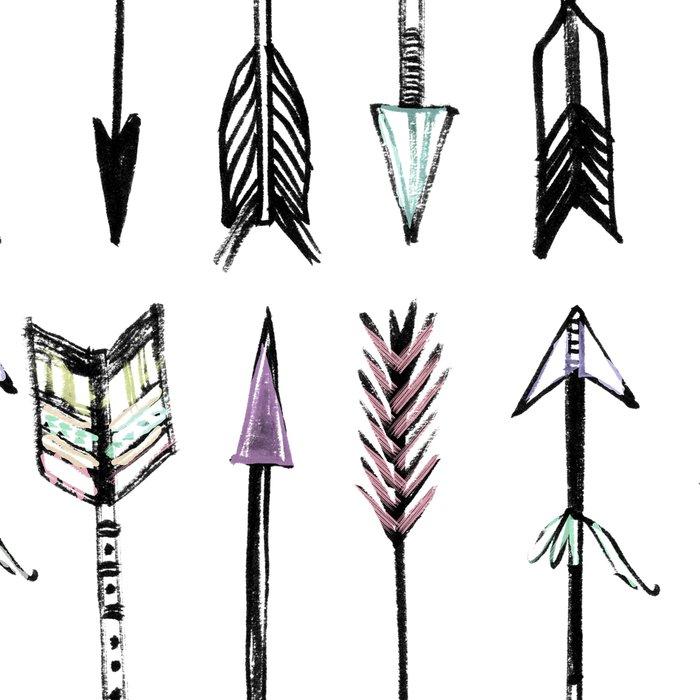 Arrows & more arrows Leggings