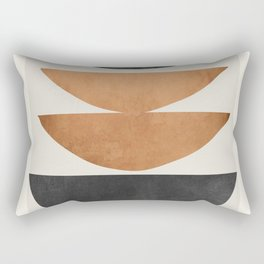 Minimal Abstract Art 40 Rectangular Pillow