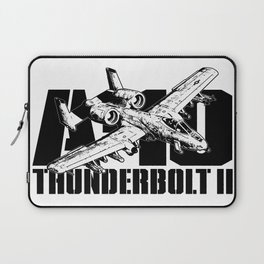 A-10 Thunderbolt II Laptop Sleeve