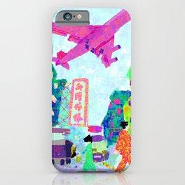 KOWLOON CITY iPhone Case