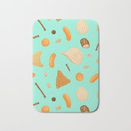 Dirty Finger Snacks Bath Mat