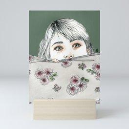 Pensieri sospesi III Mini Art Print
