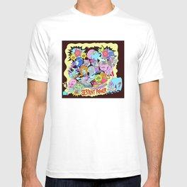 Serpent Power Album Cover T-shirt
