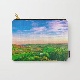 Sunset Fun Carry-All Pouch