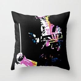 Ligermoise Throw Pillow