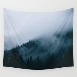 lacerated spirit Wall Tapestry
