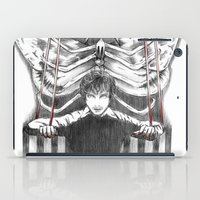 hannibal iPad Cases featuring Hannibal by Lunzury