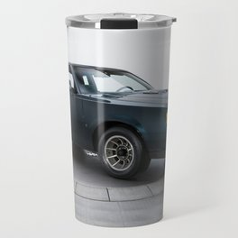 1987 Blue Grand National Regal Turbo T-Type Travel Mug