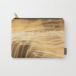 strokes of light Carry-All Pouch