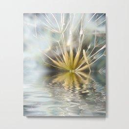 Dandelion fantasy Metal Print