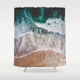 sea 4 Shower Curtain