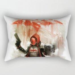 REDhood Rectangular Pillow
