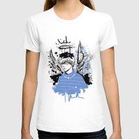 finn T-shirts featuring Finn by PennyHappy