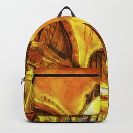 Spice Bazaar Van gogh Backpack