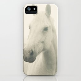 Dreamy Horse Photo iPhone Case