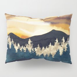 Fall Sunset Pillow Sham