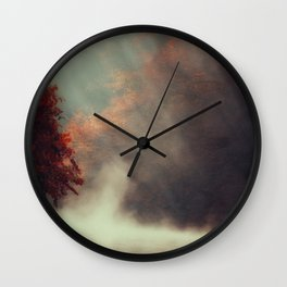 Breathing River Wall Clock