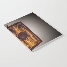 Brownie Camera Notebook