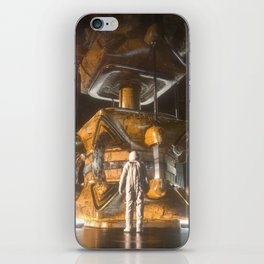 Discovery iPhone Skin