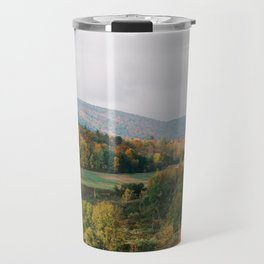 Valley in the Fall - 35mm Travel Mug