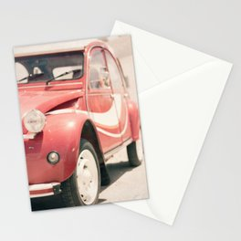Red Ride Stationery Cards