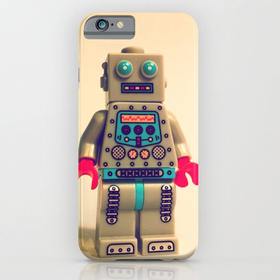 Robot 2000 iPhone & iPod Case