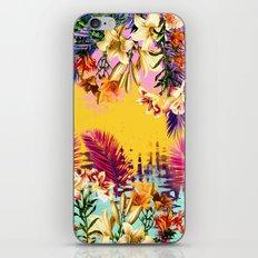 Tropical Time iPhone & iPod Skin