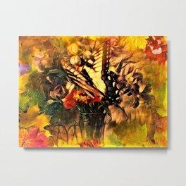 A Butterfly Dream Metal Print