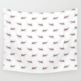 Formica (Wood Ant) Wall Tapestry