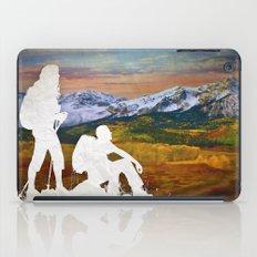 Autumn Hike iPad Case