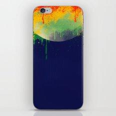 φεγγάρι iPhone & iPod Skin