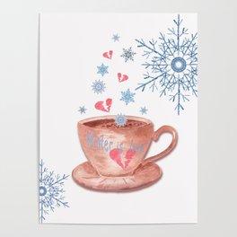 Love Winter Poster