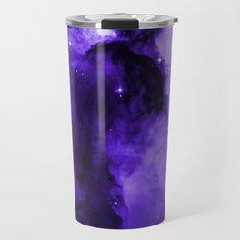 Eagle Nebula Ultraviolet Travel Mug