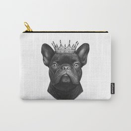 King french bulldog Carry-All Pouch