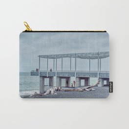 Napier Beach Viewing Platform Carry-All Pouch