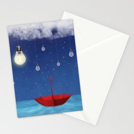 Light Weather Stationery Cards
