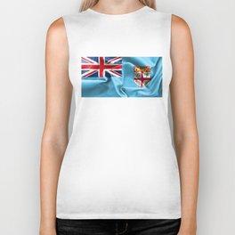 Fiji Flag Biker Tank