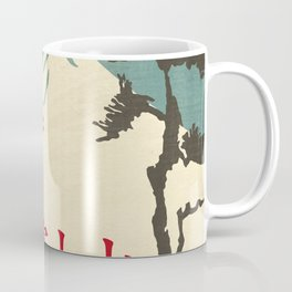 Ski Fujisan Coffee Mug