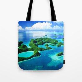 70 Wild Islands Palau Tote Bag