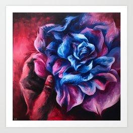 """Trust"" Painting Art Print"