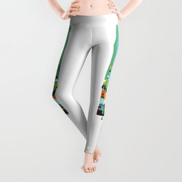 Paint your world Leggings